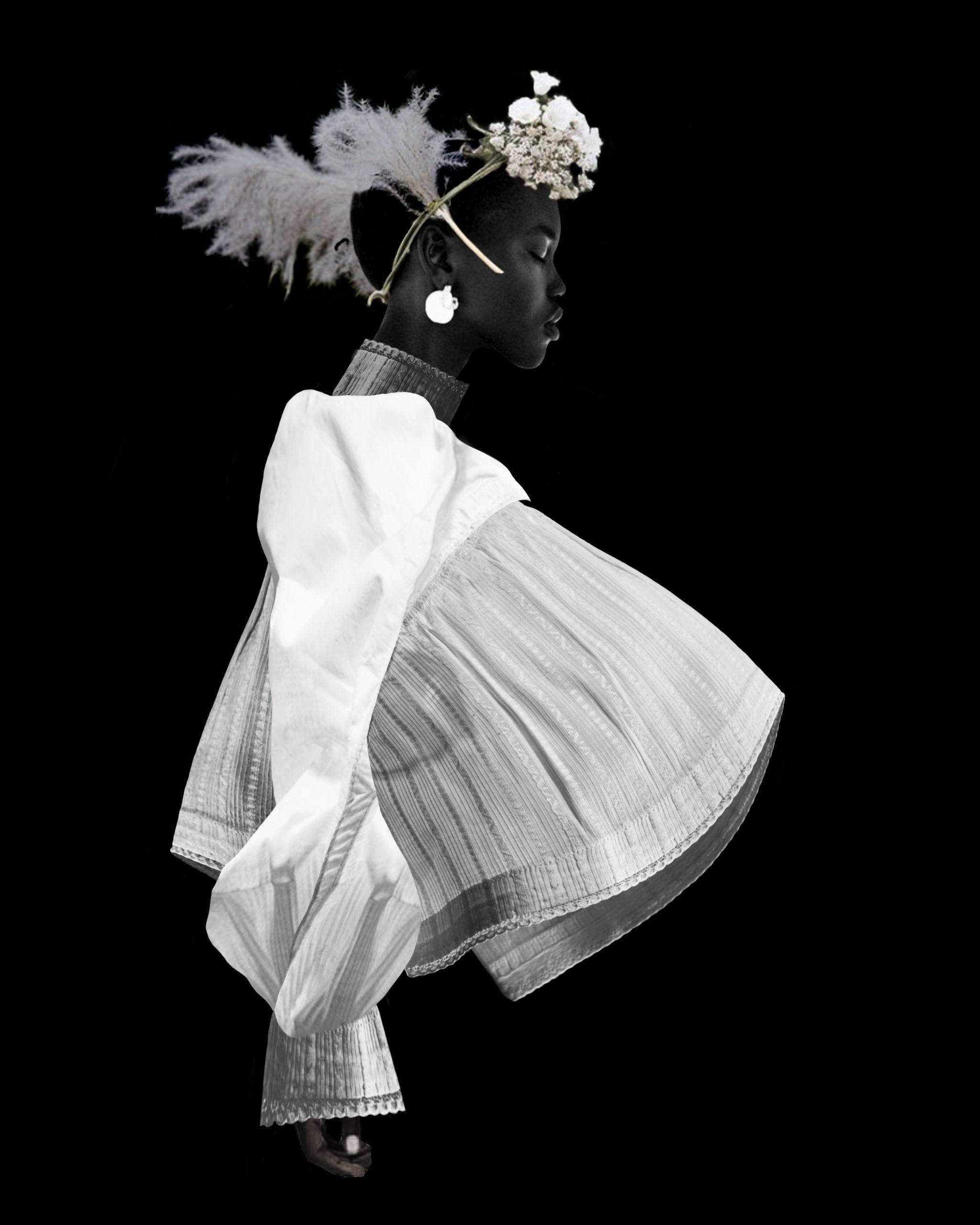 Asha Swillens   Fashion Photography Collage